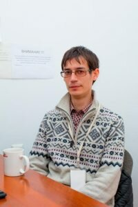 Талгат Примкулов - видеоинженер