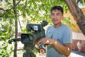 Бахадыр Тажибаев - оператор