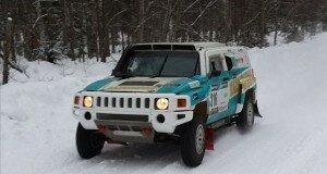 "Команда ""Mobilex Racing Kazakhstan"" отправилась на ледяную гонку"