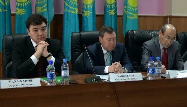 На форуме собрались фермеры  Южного Казахстана и финансисты