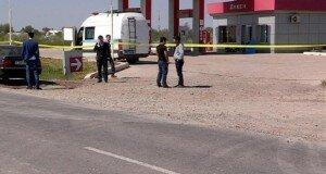 Налет на АЗС в Караспане. Один работник погиб, двое в коме