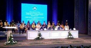 Счастливы вместе! В Шымкенте прошла 18 ассамблея Народа Казахстана