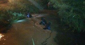 В речке Карасу утонул трехлетний мальчик