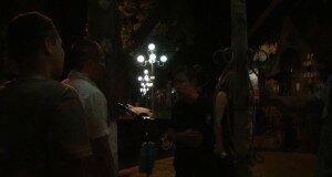 В Шымкенте девушка-охранник обезвредила двух дебоширов