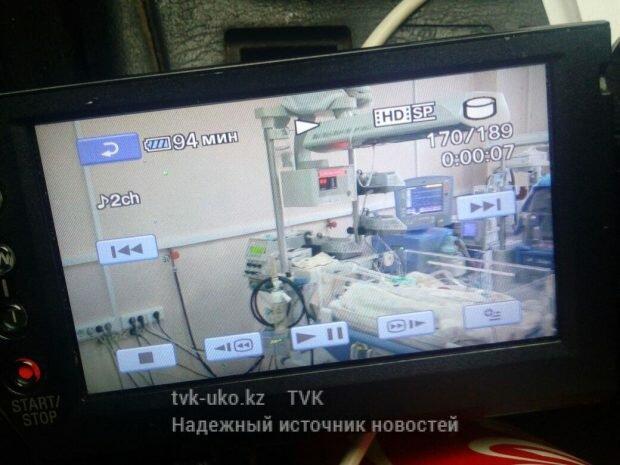 Новорожденную девочку отыскали около банкомата вШымкенте