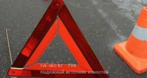 Родители погибли, ребенок в реанимации в результате ДТП в Шымкенте